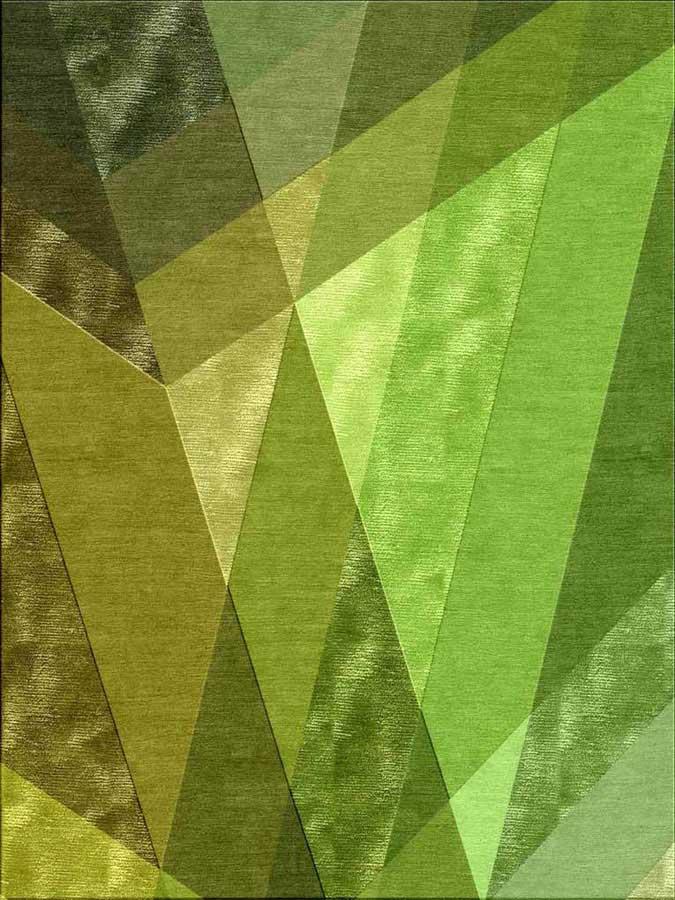 Pantone elegge il colore dell'anno 2017: PANTONE 15-0343 Greenery 1
