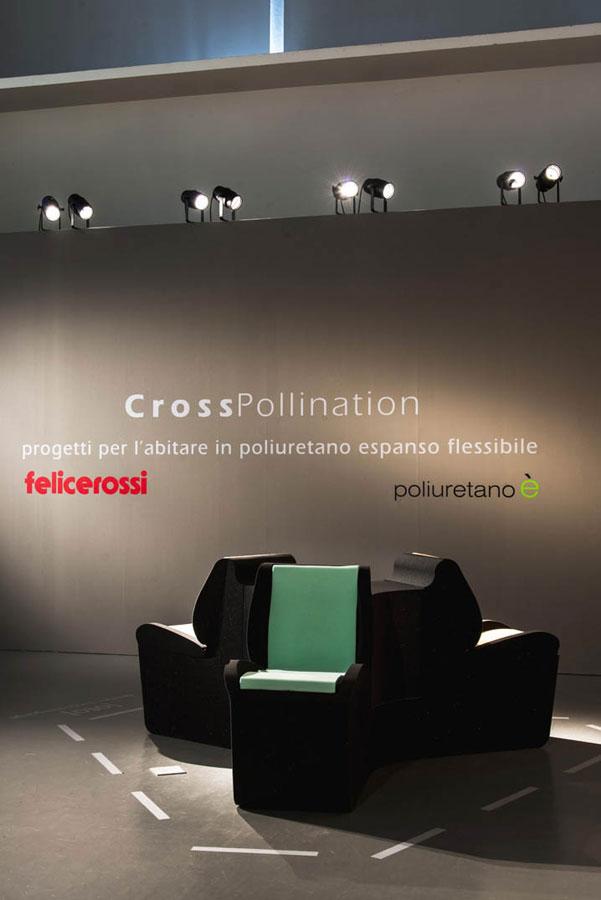 CrossPollination: Felicerossi e Poliuretano-è  1