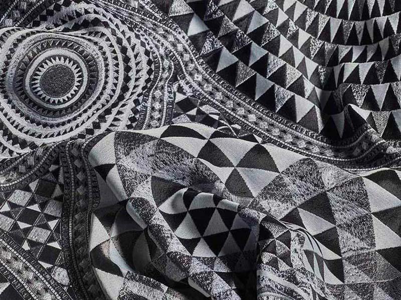 Nouvelle collection textile pour ameublement Sicis  0