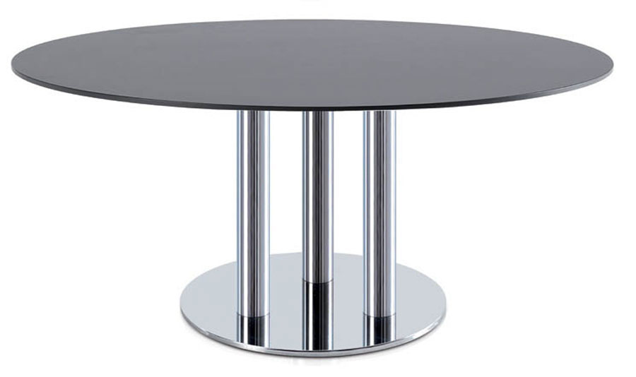 The new line of central table bases by Corbetta Salvatore 3