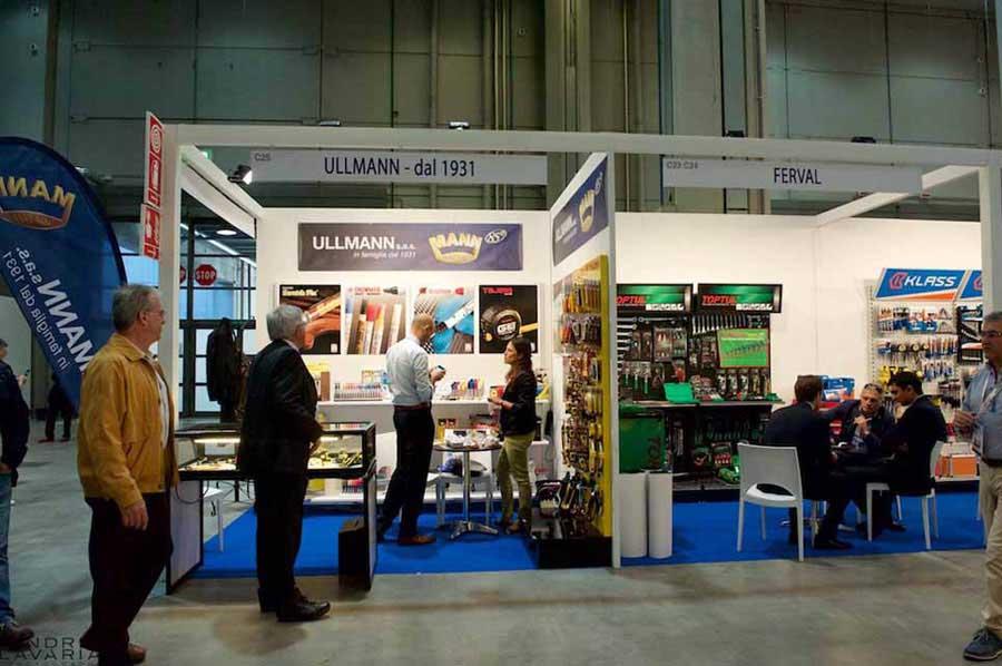 À Milan Hardware Forum, exposition congrès des Quincailleries 1