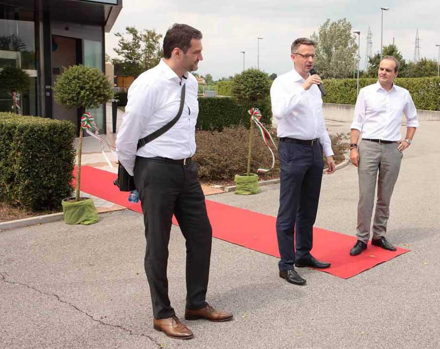 Una nuova sede per Hettich Italia 1