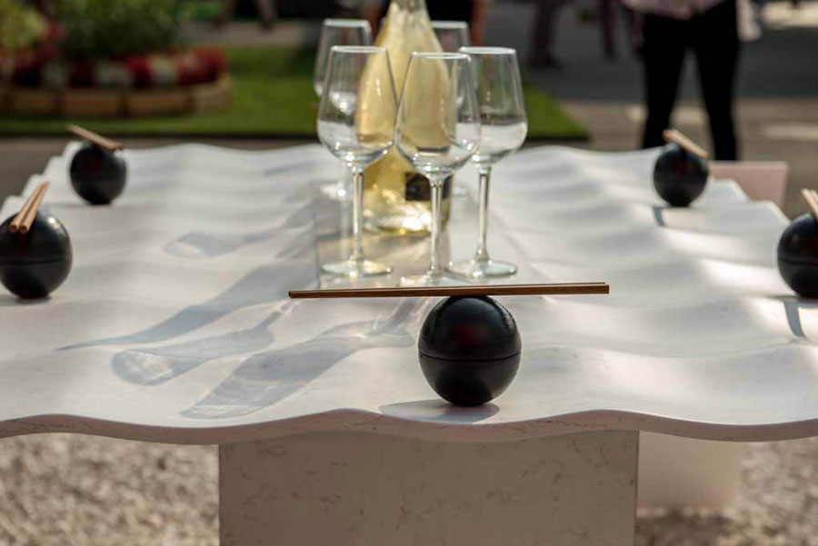 Lapitec: le potenzialità di un materiale innovativo per il mondo del design 0