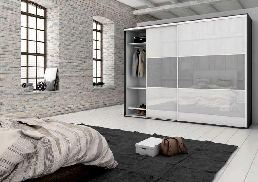 Système coulissant pour portes d'armoire Placard d'Emuca