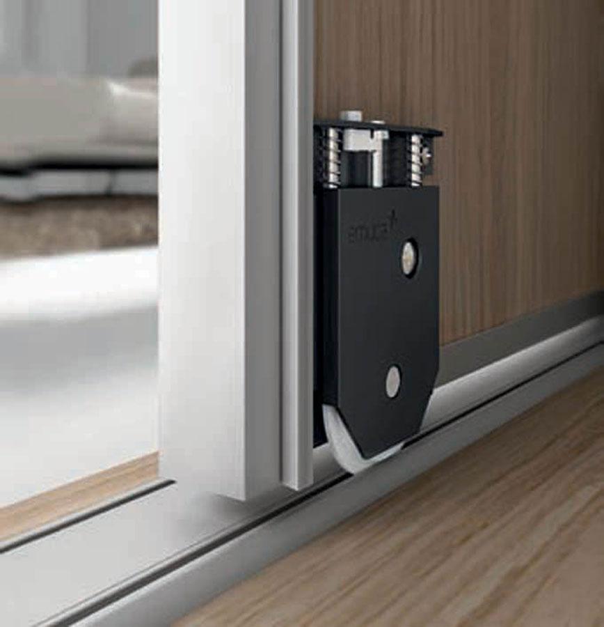 Sistema scorrevole per porte d'armadio Placard di Emuca 1