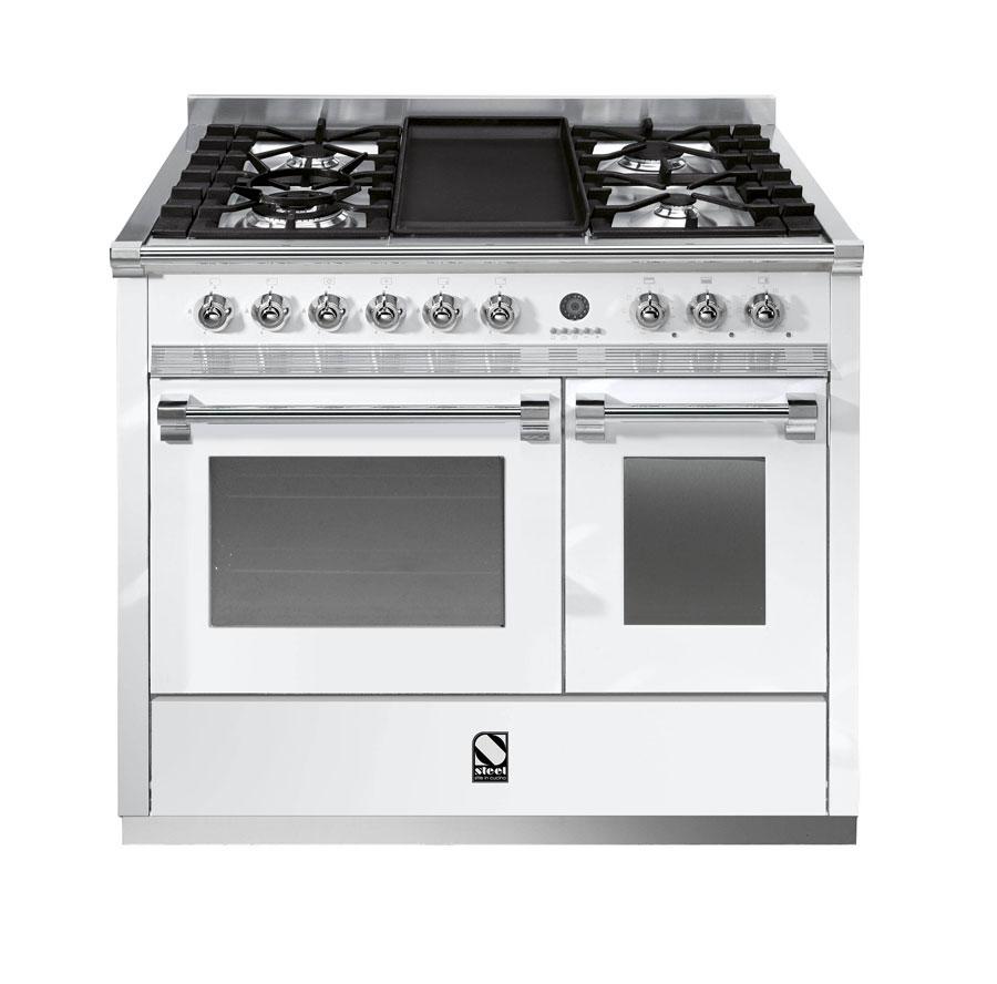 A nova cozinha Ascot Aço 0