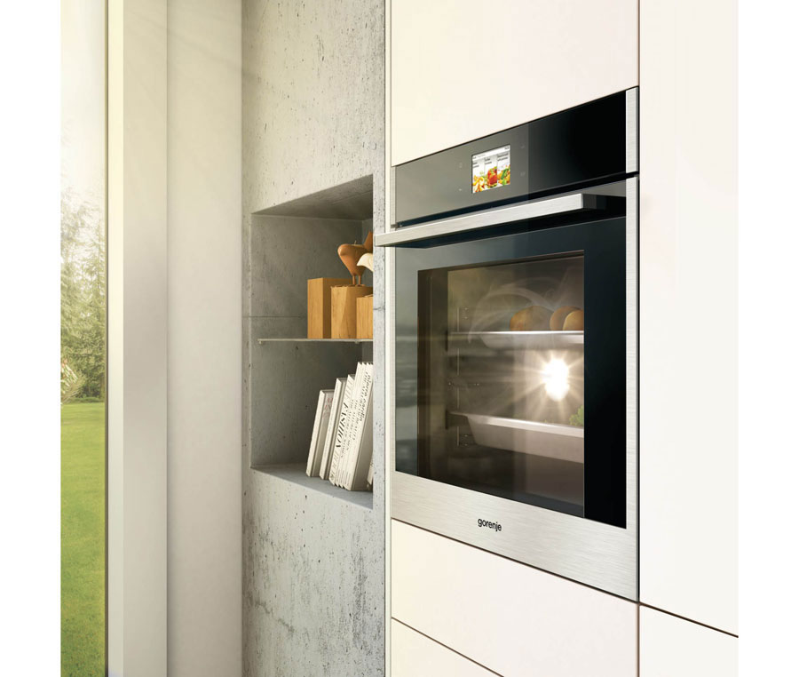 THE NEW SUPERIOR OVEN BY GORENJE