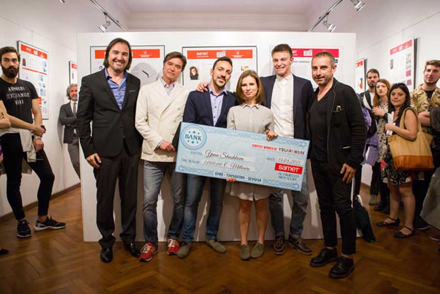 FUORISALONE 2015: SAMET AWARDS THE DRAWER FOR JEWELS