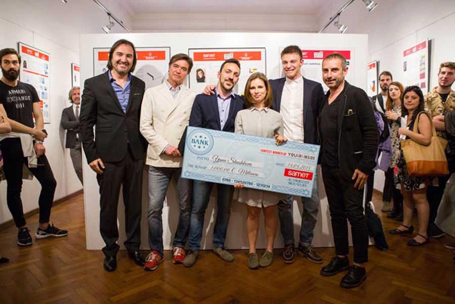 Fuorisalone 2015: Samet premia il cassetto portagioielli