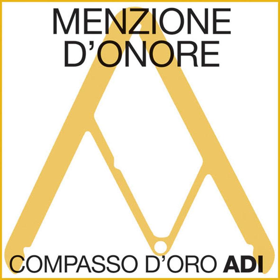 Menzione d'onore Compasso d'oro ADI 2016 per Fenix NTM® di Arpa Industriale 3