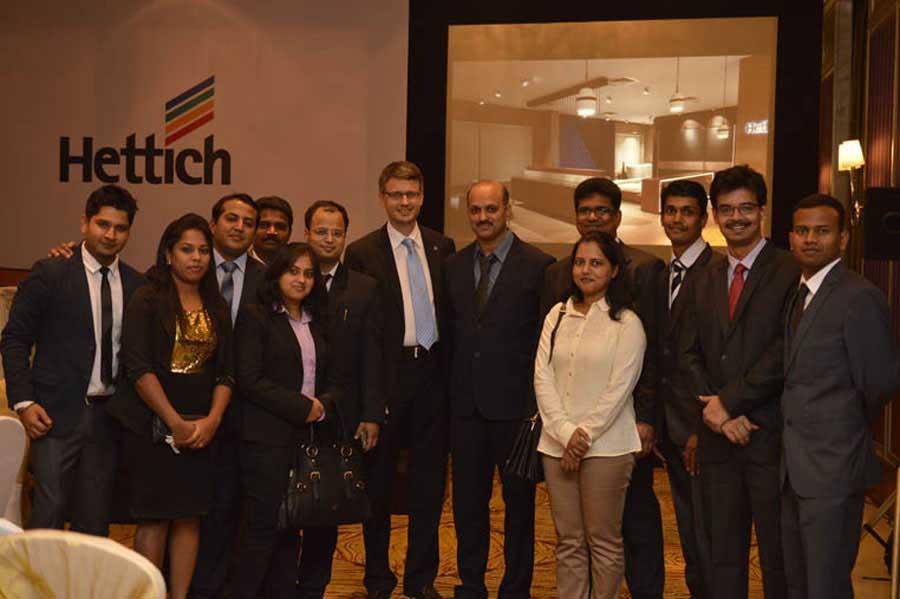 Inaugurato il primo Innovation Center di Hettich a Bangalore 0