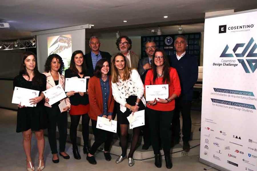 Il concorso internazionale Cosentino Design Challenge festeggia la sua 10ª edizione 0
