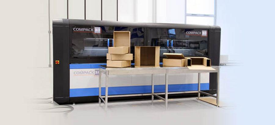 Panotec: machines d'emballage, vient la prochaine génération.