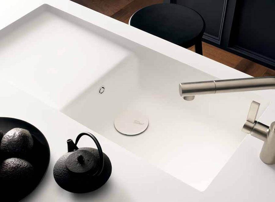 La nuova collezione di lavelli per l'ambiente cucina DuPont™ Corian® 2