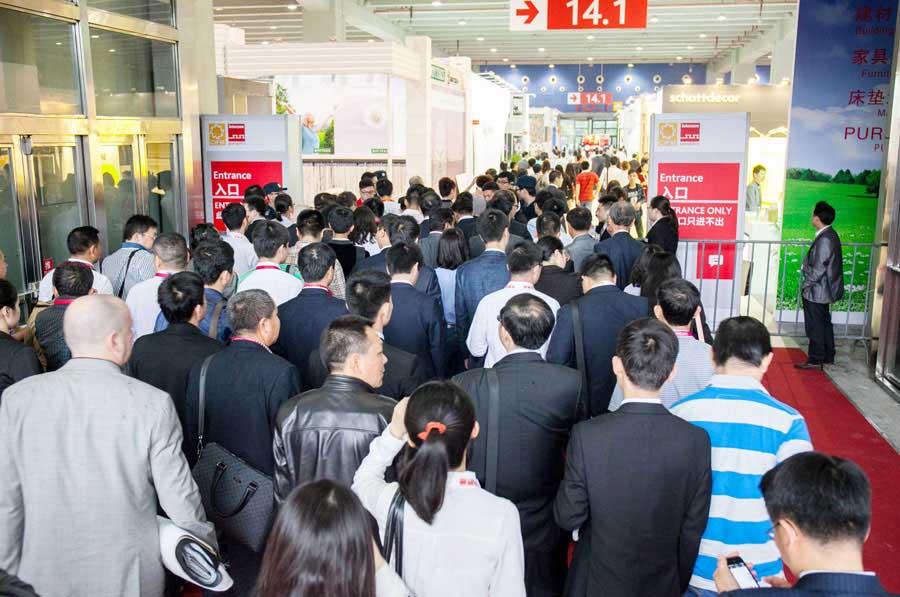 CIFM / Interzum Guangzhou 2015