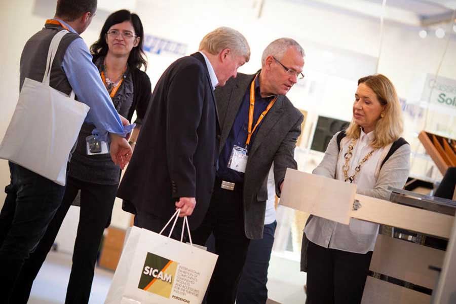 Sicam 2015: a trade fair with a strong international vocation