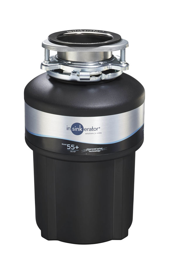 AT SICAM THE NEW INSINKERATOR food waste disposers 1