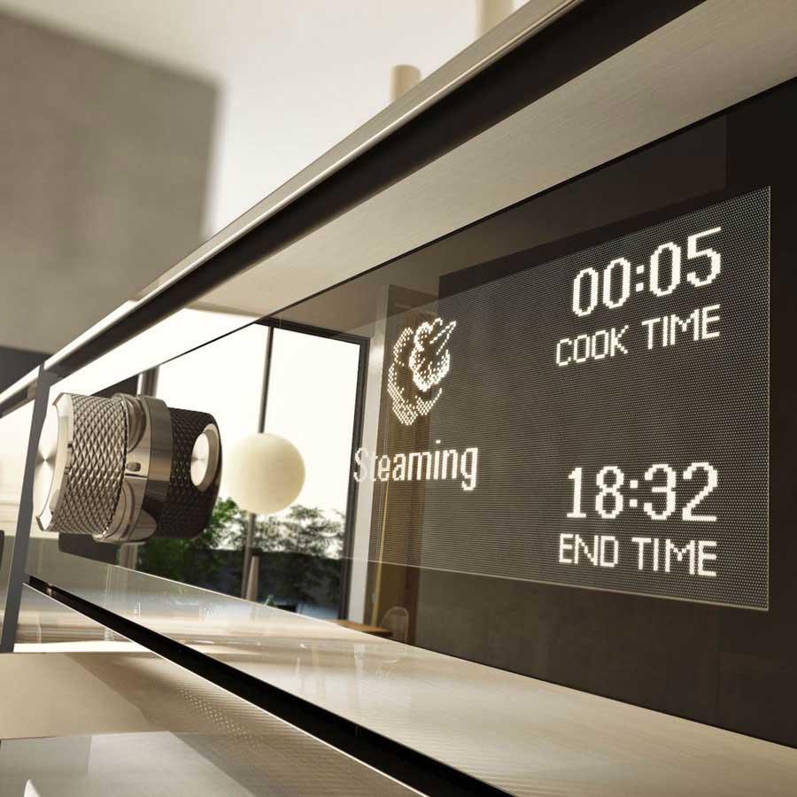 La nuova estetica dei grandi elettrodomestici KitchenAid 0
