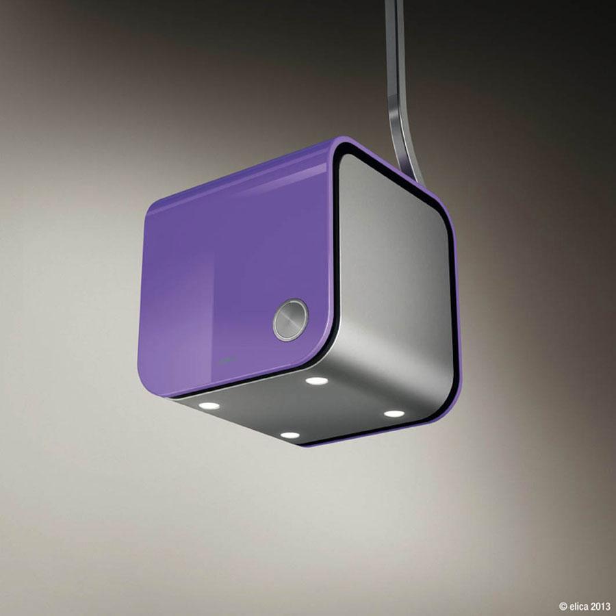 La cappa 35CC di Elica: un oggetto di design dal cuore tecnologico, di piccole dimensioni e formato compatto 2