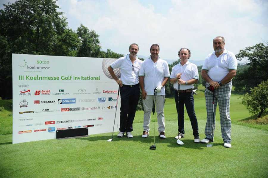 "IV Koelnmesse Golf Invitational 2015 a ""promised success"""