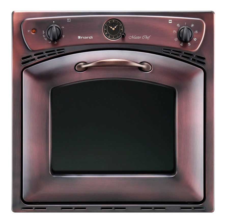 COPPER: THE COLLECTION OF APPLIANCES NARDI 680