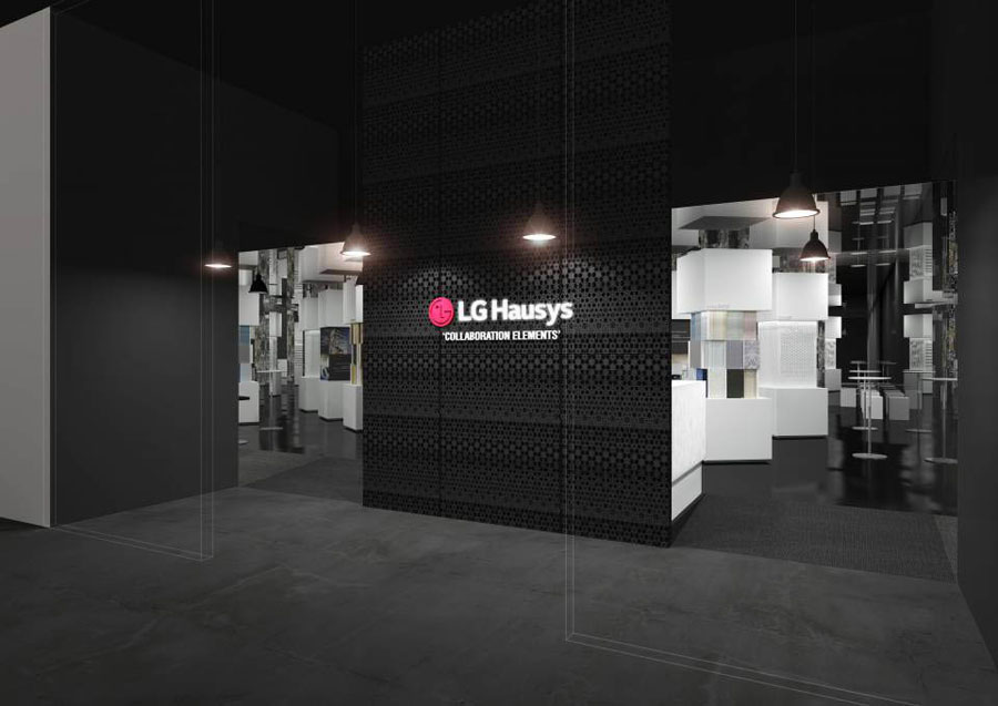 "LG Hausys e HI-MACS® al Fuorisalone con la mostra ""Collaboration Elements"" 1"