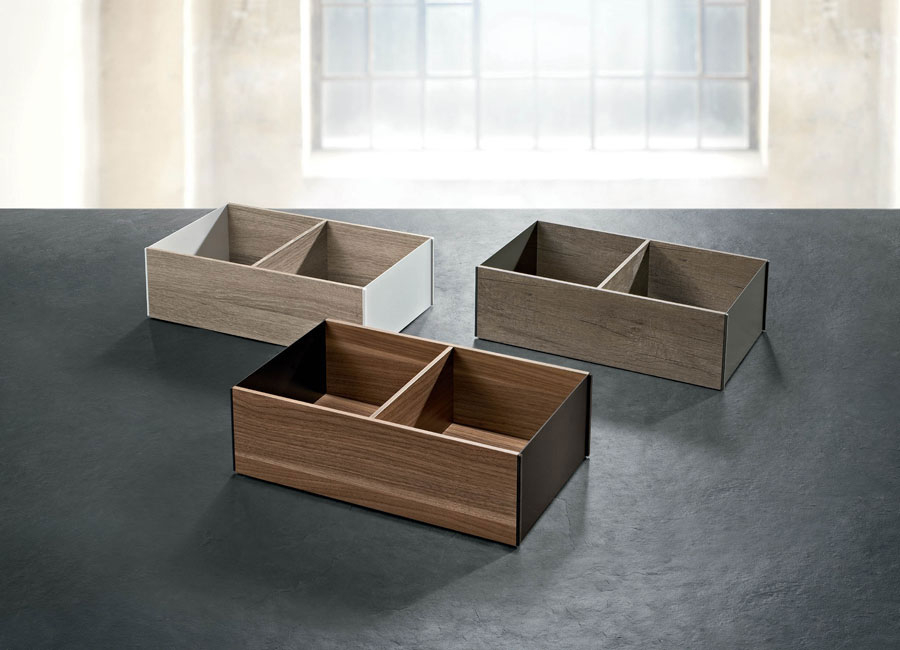 NEW BETWEEN SYSTEMS BOX BLUM: LEGRABOX, INNOVATIVE DESIGN AND FUNCTIONALITY BIG 0