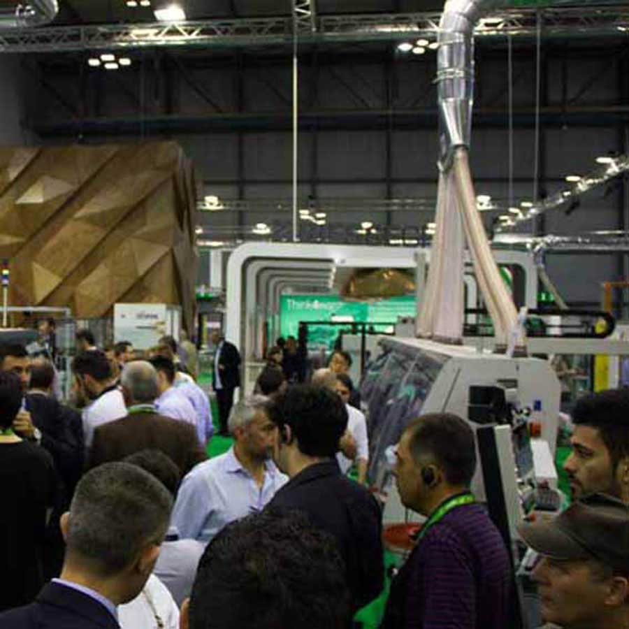 Biesse Group at Xylexpo: the technological innovation for woodworking