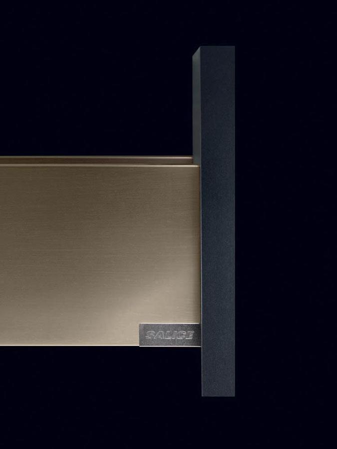 Lineabox: il nuovo cassetto metallico di Salice  0