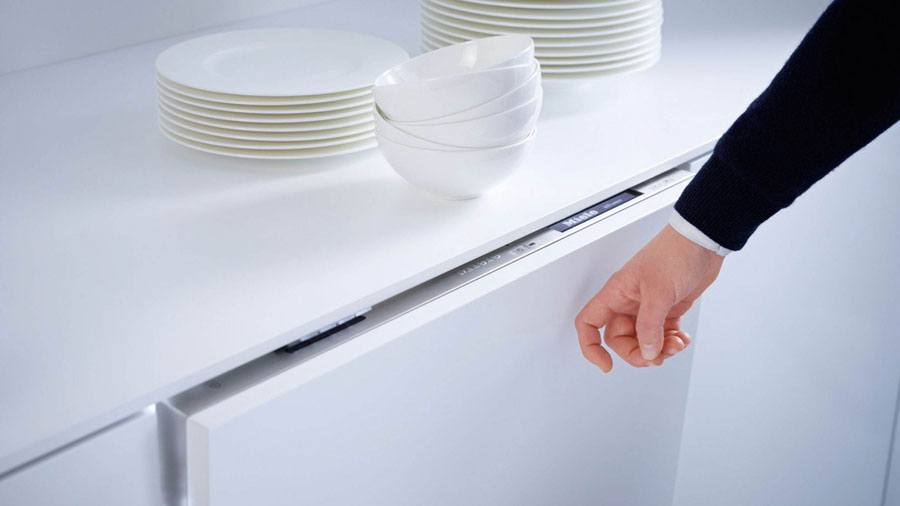 New Miele dishwasher PURELINE