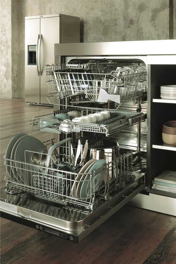KITCHENAID DISHWASHER: GREAT PERFORMANCES AND ATTENTION TO SAVE ENERGY 649