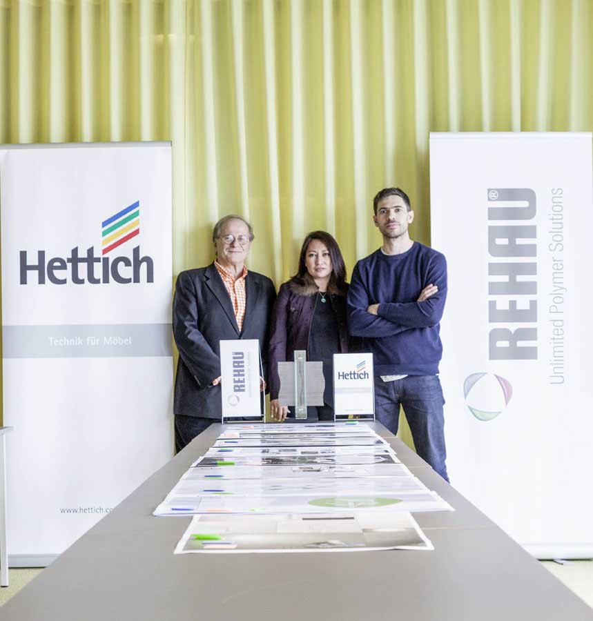 International Design Award 2015: i vincitori del concorso indetto da Rehau e Hettich 3