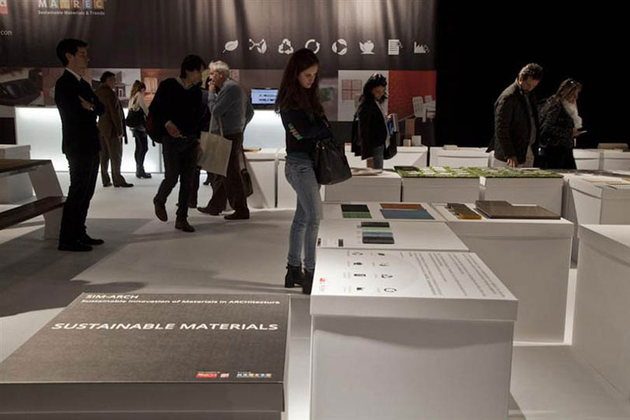 ARCHITECT@WORK Milan 2015: l'innovation exposée