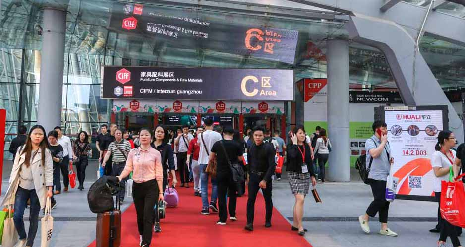 Positive results for CIFM / interzum guangzhou 2018