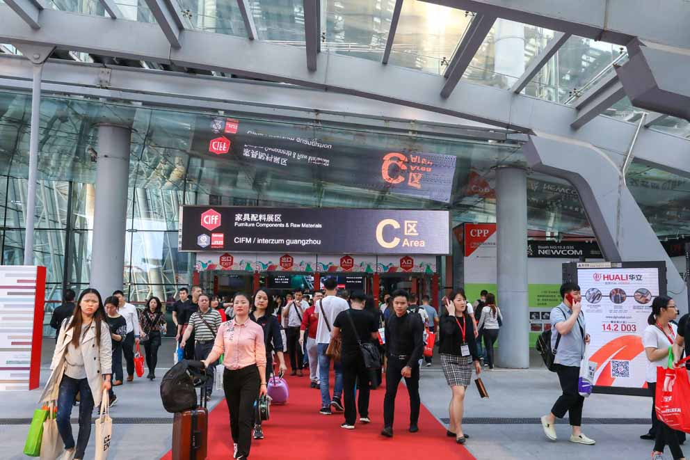 Cifm / Interzum Guangzhou 2019: a qualified presence of leading companies 10330