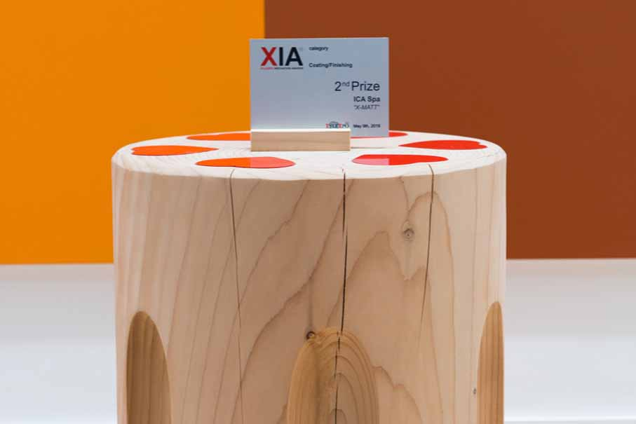The innovative X-MATT paints by ICA Group: anti-scratch, anti-fingerprint and self-repairing
