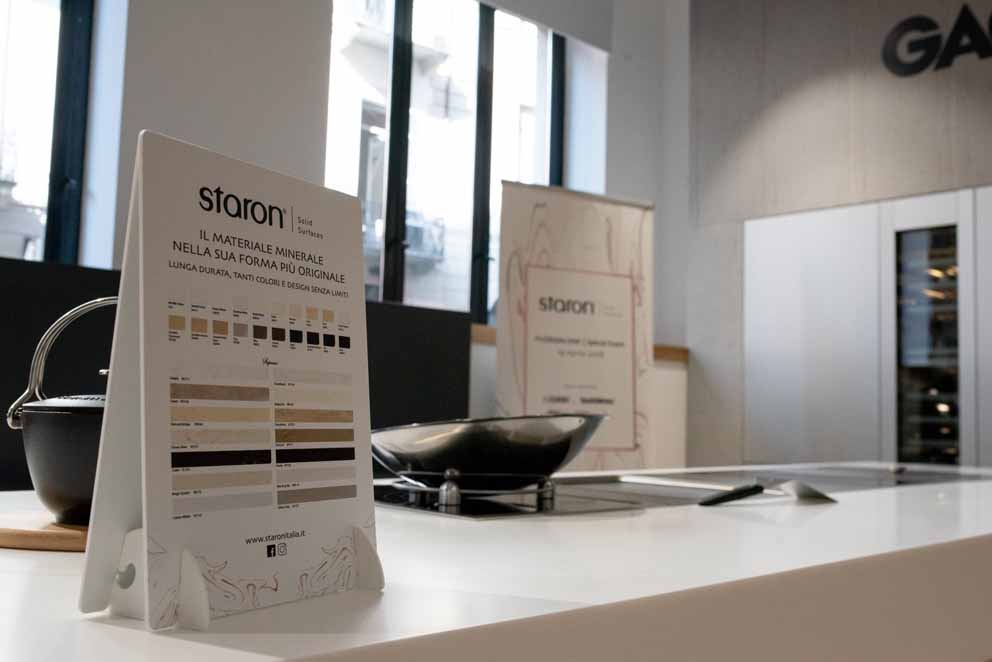 Solid Surface by Staron: a material with multiple possibilities for use