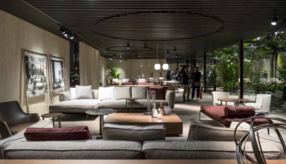 Italian furnishing industry: 2017 preliminary results 10154