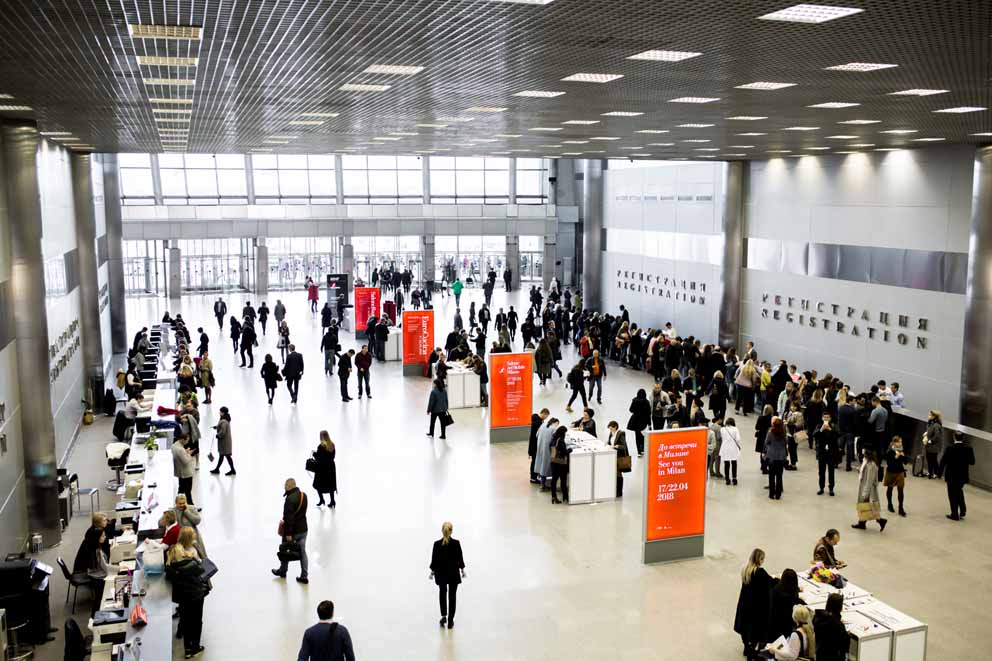 I Saloni WorldWide Moscow 2017 vincono la sfida del mercato russo
