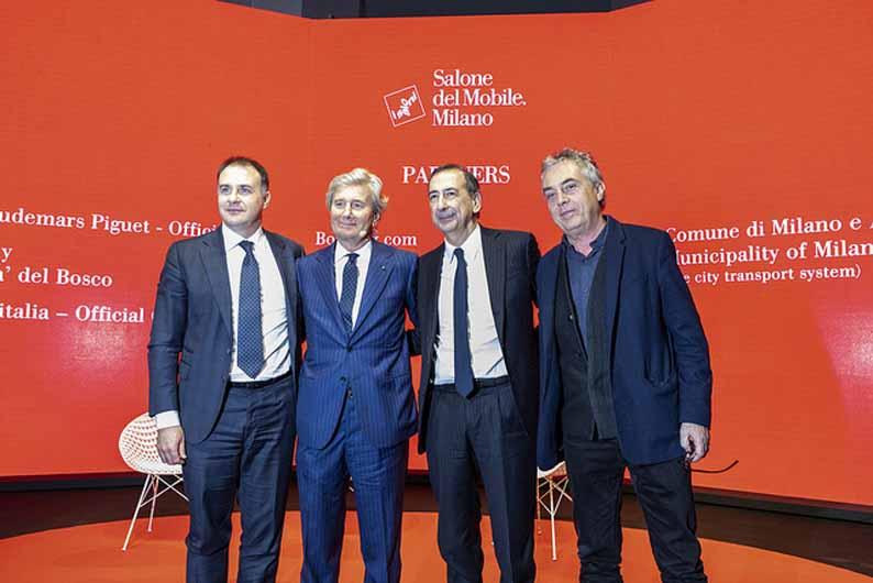 Salone del Mobile.Milano 2019: new exhibition formats