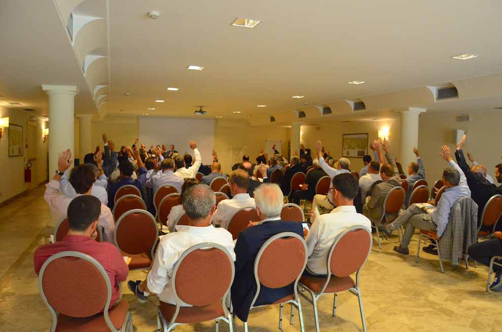 Assemblea generale di Acimall: confermato il direttivo e presentato l'Annual Report