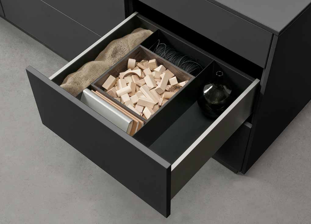 Ferramenta per mobili e ferramenta per arredamento furnishingidea - Cassetti per cucine ...