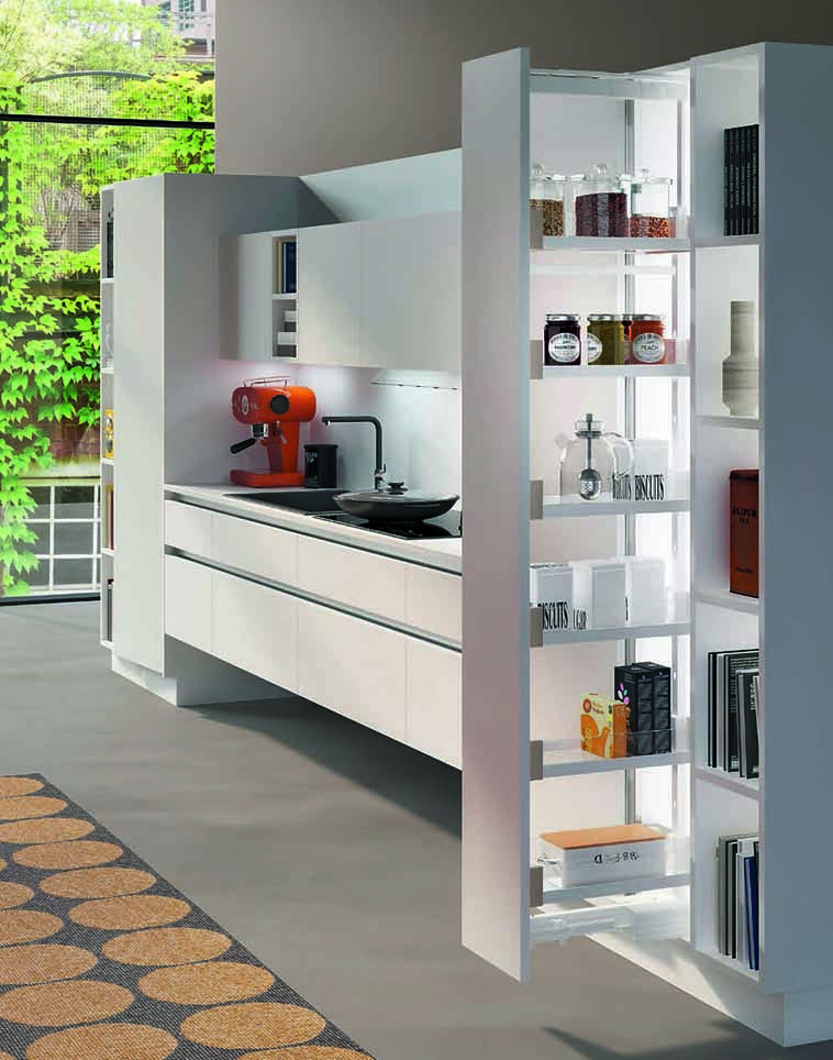 Vibo kitchen furniture accessories: a combination of design and functionality 10165