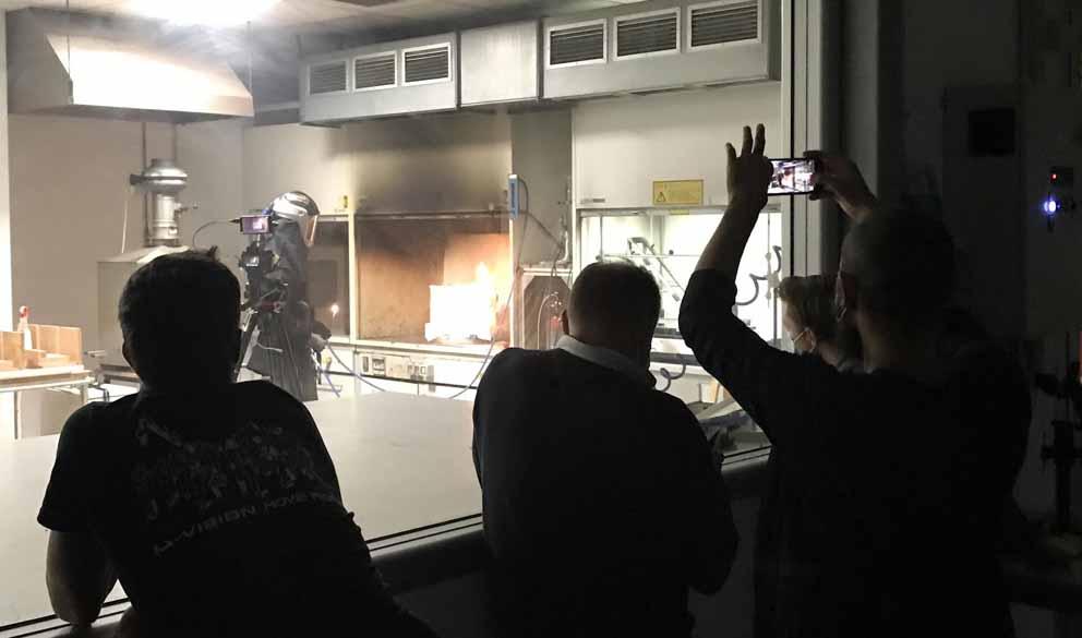 Catas organiza Testing the experience un tour virtual en sus laboratorios