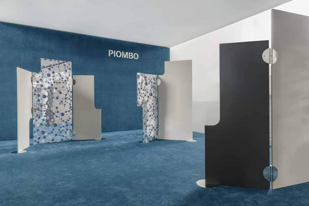 Piombo by Cleaf: the new matt surface for the coating of furnishings and interiors  10076