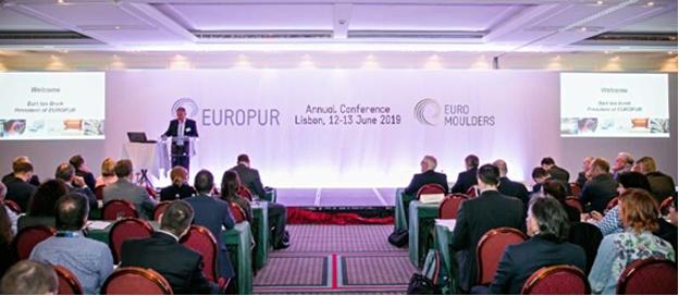 Expandiertes Polyurethan: Europur & Euro-Moulders 2019 Jahreskonferenz in Lisboa