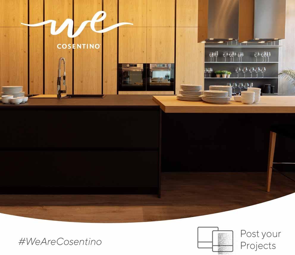 """""""Cosentino We"""",  la nueva comunidad global de profesionales del sector"""