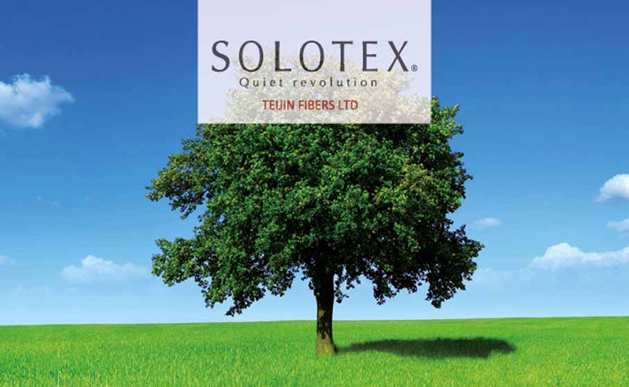 Elcam proposes Solotex©: an elastic stuffing with high performances