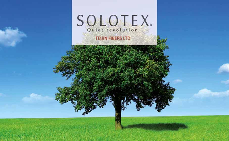 Elcam propone Solotex©: un'imbottitura elastica dalle elevate performance