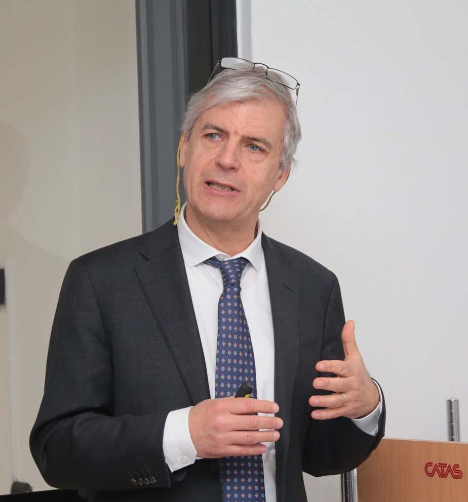Franco Bulian es el nuevo director de Catas